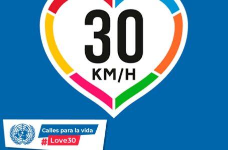 Campaña Mundial Calles Para La Vida del 17 al 23 de mayo.
