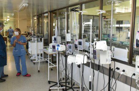 Santa Fe aumentará el número de camas críticas con la llegada de 29 respiradores