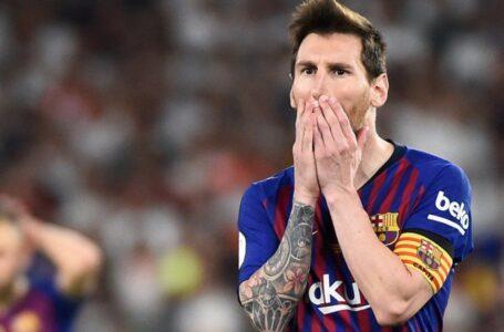 Lionel Messi fue el segundo deportista que más dinero ganó en la temporada 2020/2021