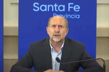 Perotti desea el regreso de las clases presenciales en los departamentos Rosario y San Lorenzo a partir de la semana que viene