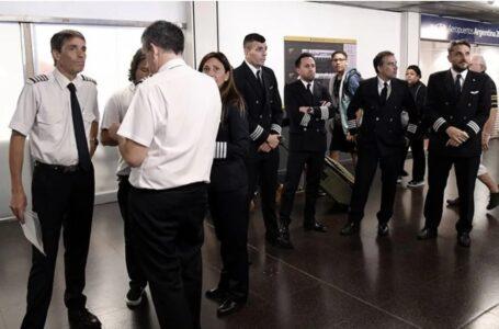 Conflicto en Aerolíneas Argentinas: la empresa denuncia a los pilotos