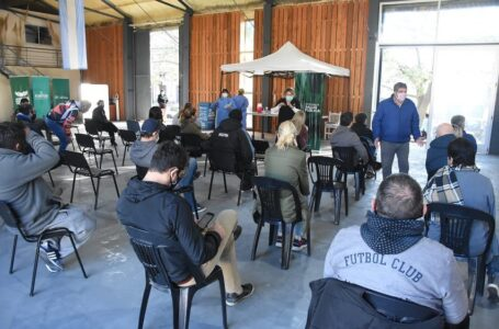 Más de 11.000 vacunas inoculadas en Funes