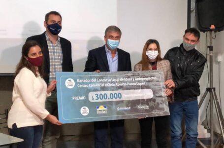 """""""Pixer"""", fue el equipo ganador del anteproyecto para el Centro Comercial a Cielo Abierto, Paseo de Compras López"""