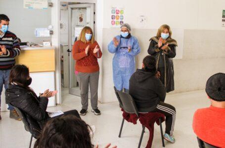 Santa Fe está a un paso de vacunar a su población objetivo priorizada