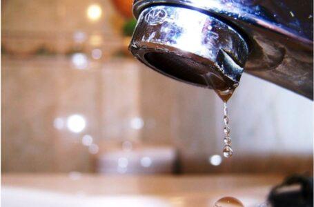 Corte en el suministro de agua potable en Funes