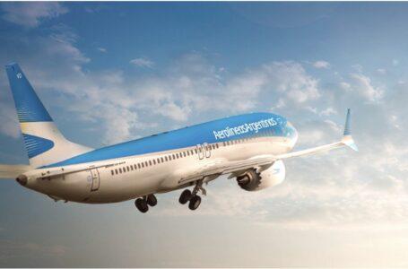"""La emotiva campaña de Aerolíneas Argentinas: """"Volamos para volver a volar con vos"""""""