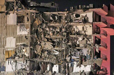 Se derrumbó un edificio de doce pisos en Miami, hay muertos y heridos sin contabilizar aún