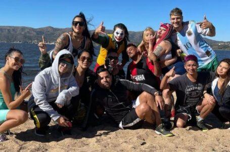 Escándalo policial con Kiko, el hincha de NOB, la Chabona y otros youtubers en Córdoba