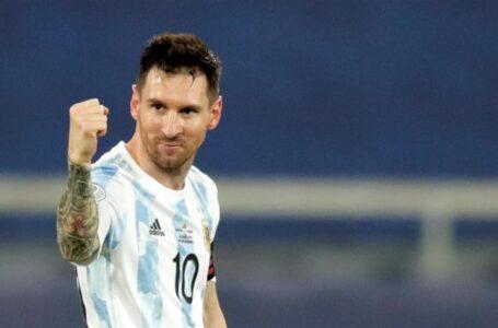 El mensaje alentador de Messi de cara al partido contra Uruguay por la Copa América