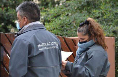 Operativo en Funes y Roldán para detectar viajeros que no cumplen con el aislamiento