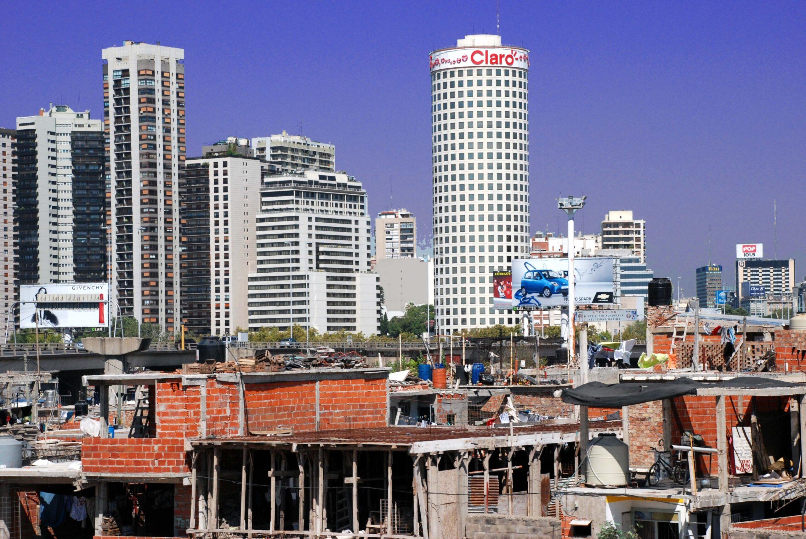 Según las Naciones Unidas la pandemia amplió la brecha entre ricos y pobres en Latinoamérica