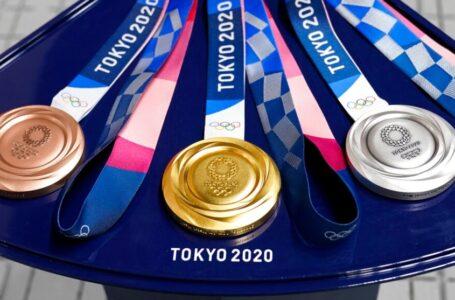 El medallero de los Juegos Olímpicos