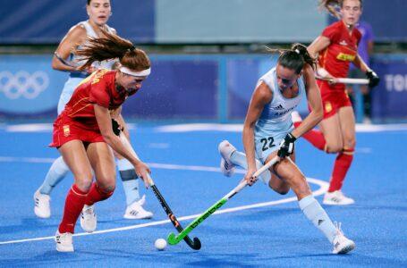 Las Leonas se impusieron a España en su segundo partido en Tokio