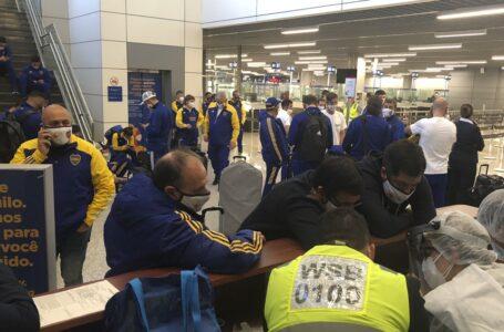 Cronología del escándalo: Boca pasó la noche en la comisaría con jugadores imputados