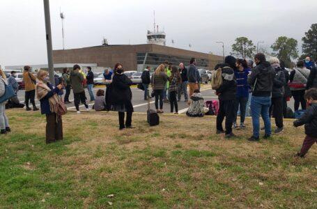 Amenaza de Bomba en el Aeropuerto Islas Malvinas