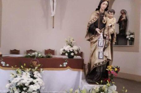 Día de Nuestra Señora del Carmen, Patrona de Funes