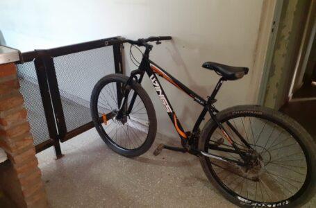 Robaron una Bicicleta en Roldán