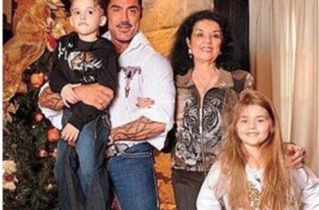 El dolor de la hija de Ricardo Fort por la muerte de su abuela Marta