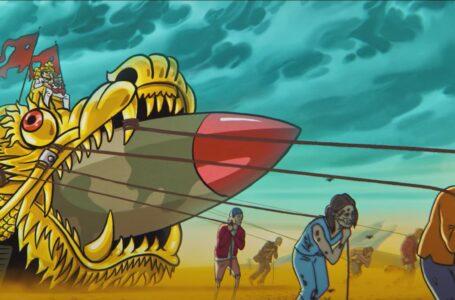 Iron Maiden estrenó canción con un video dirigido por exintegrantes del estudio Pixar