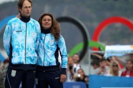 Orgullo rosarino: Cecilia Carranza Saroli y Santiago Lange componen la rica tradición argentina en vela olímpica.