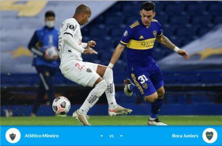 Boca visita a Mineiro por la clasificación a cuartos de final de la Copa Libertadores: horario y TV