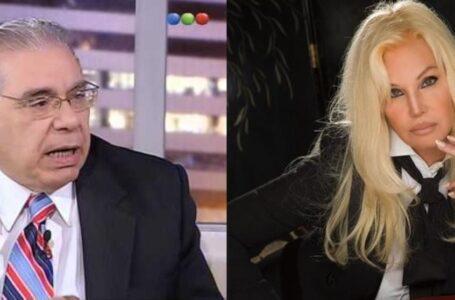 """Enrique Pinti criticó a Susana """"Me gustaría recordarle que Argentina le dio la plata que tiene"""""""