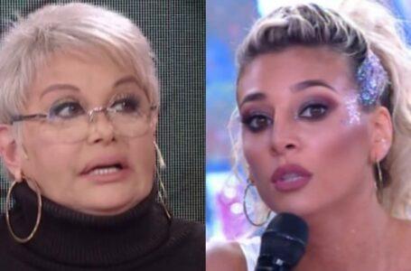 """Carmen Barbieri contra Sol Pérez: """"Yo me estaba muriendo y ella se enojó"""""""