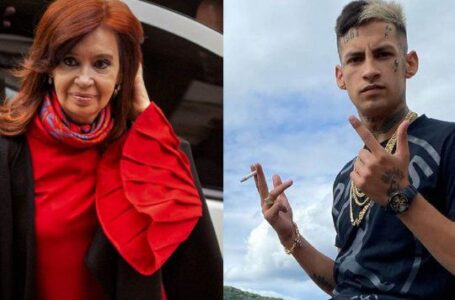 Tras el elogio de Cristina Kirchner, Eduardo Feinmann cantó, analizó y criticó los temas de L-Gante