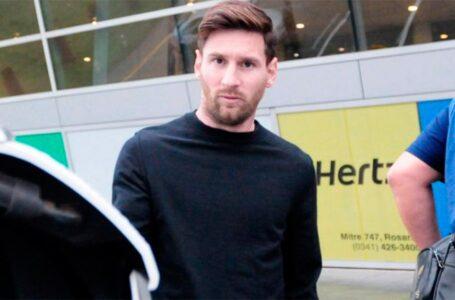 Messi se sumó a la Selección Argentina y delegación está completa en Venezuela