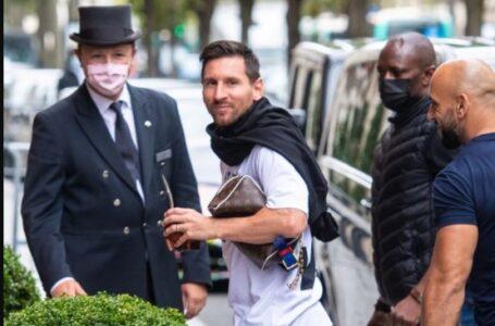 """Messi: """"La argentinidad al palo"""""""