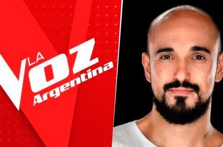 Llega Abel Pintos a los Playoffs de La Voz Argentina