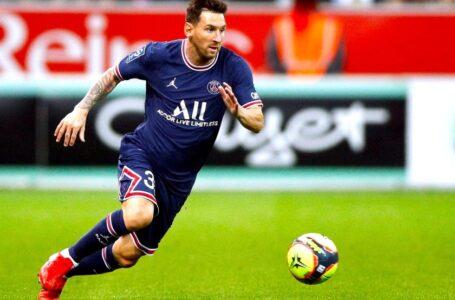 Messi tuvo su esperado debut en Paris Saint Germain