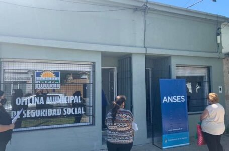Roldán: La Oficina de Seguridad Social convoca a realizar trámites de PAMI