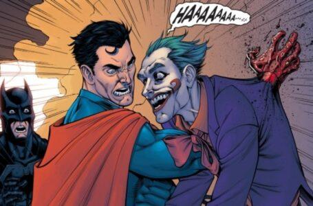 """Nuevo trailer de """"Injustice"""": Superman se venga violentamente del Joker"""