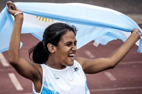 Yanina Martínez alcanzó la final en los 100 metros de atletismo de los Juegos Paralímpicos