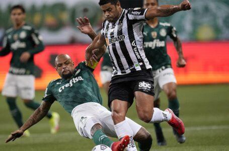 Vuelve la Copa Libertadores: Palmeiras y Atlético Mineiro abren las semis