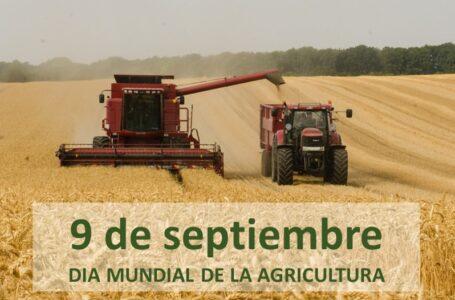 9 de septiembre: Día Mundial de la Agricultura