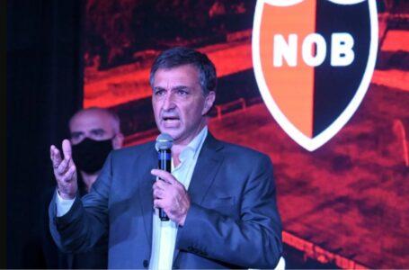 Tras un aplastante triunfo Ignacio Astore es el nuevo presidente de Newell's