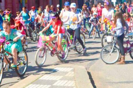 Bicicleteada Primaveral en Roldán