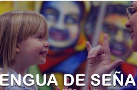 23 de septiembre se celebra el Día Internacional del Lenguaje de Señas