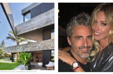 En venta: la casa que Rocío Guirao Diaz y Nicolás Paladini tienen en Nordelta