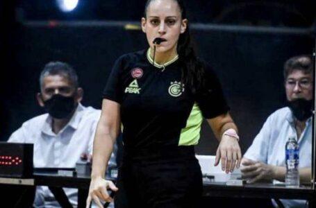 La dura carta de la árbitro Bianca Tedesco, que se alejó del básquet por sufrir acoso sexual