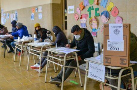 Cómo cerrar el sobre de votación en las PASO del domingo próximo