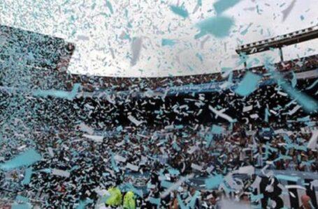 Regresa el público a la cancha en el partido Argentina-Bolivia