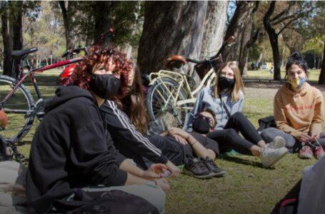 """""""Todos debemos seguir con el barbijo aun al aire libre"""", resumió el gobernador de Santa Fe"""