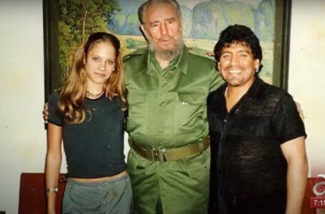 """Mavys Álvarez reveló quiénes grababan los videos íntimos con Maradona: """"Pudiera ser el propio (Guillermo) Coppola, tal vez (Carlos) Ferro Viera"""""""