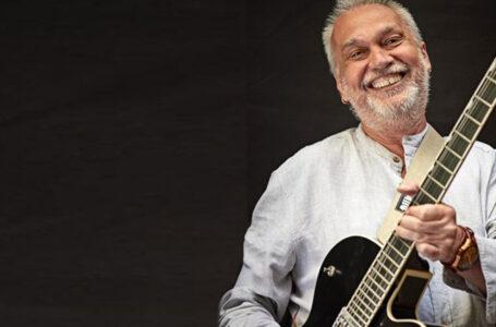 David Lebón brindó un concierto en la Legislatura porteña para celebrar su distinción